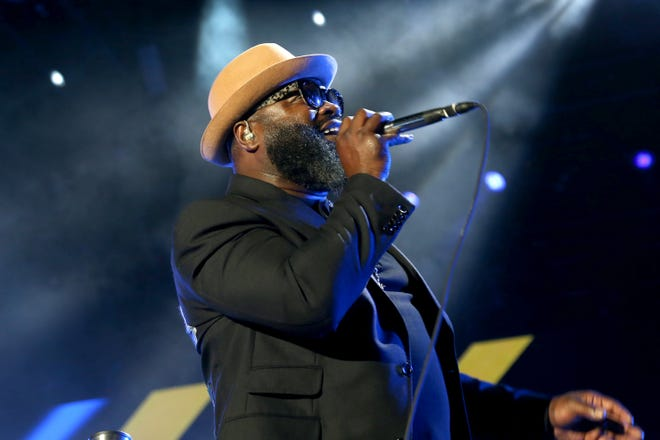 Black Thought and other members of The Roots will perform Friday at Chene Park.