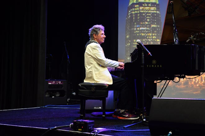 Detroit Jazz Fest Artist-In-Residence Chick Corea will perform three times during the festival, which begins Friday.