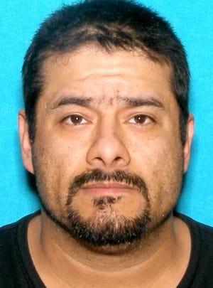 Suspect Fernando Mendoza Cruz