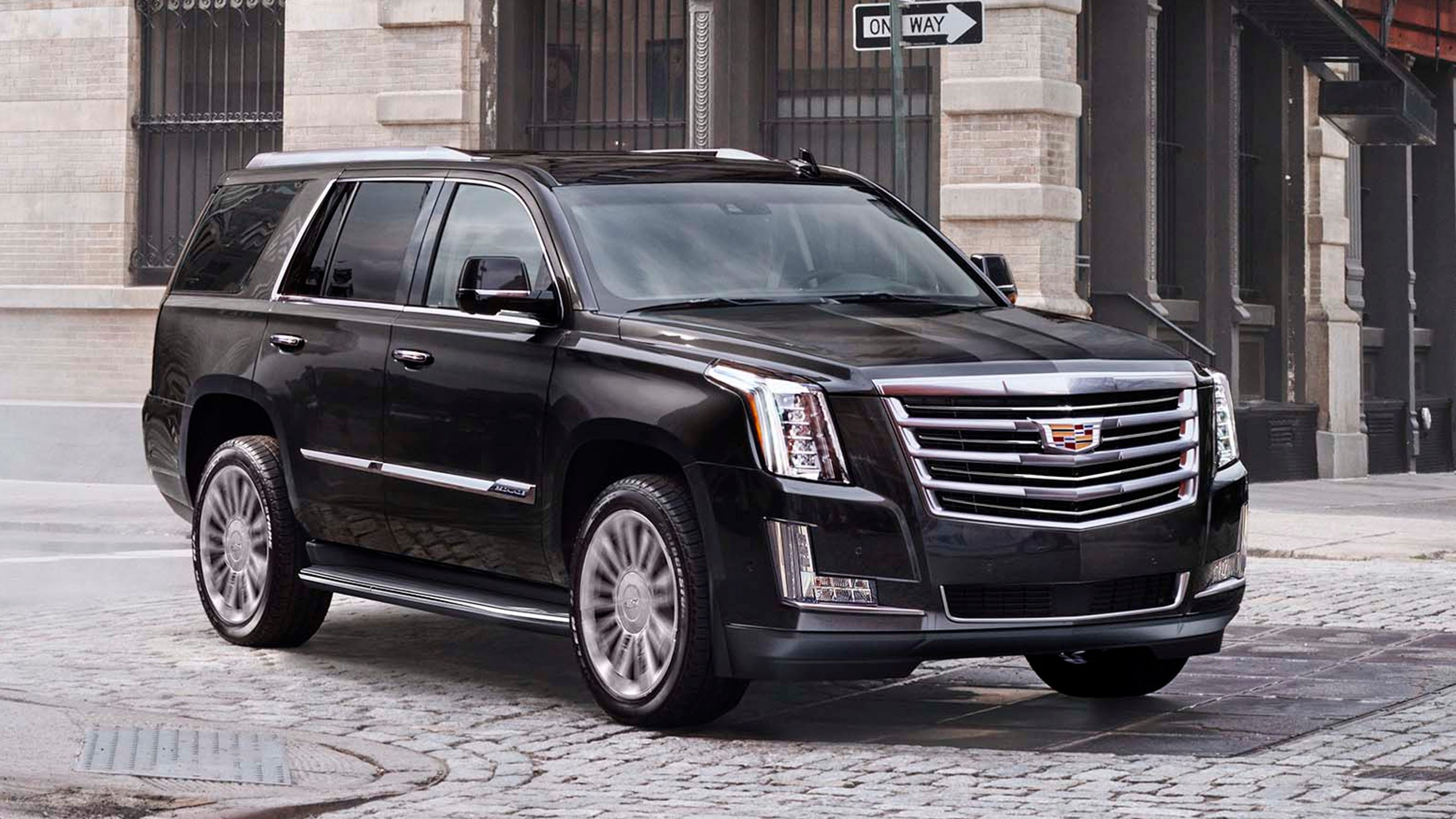 Cadillac Escalade celebrates 20 years of oversized celebrity.