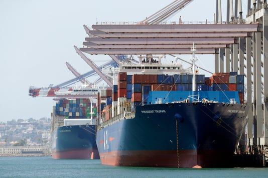 Tariffs Ports