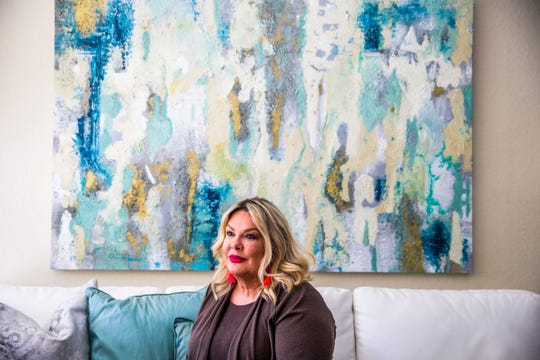 Elsie Mendez, who recently moved to Naples, is a life and business coach.