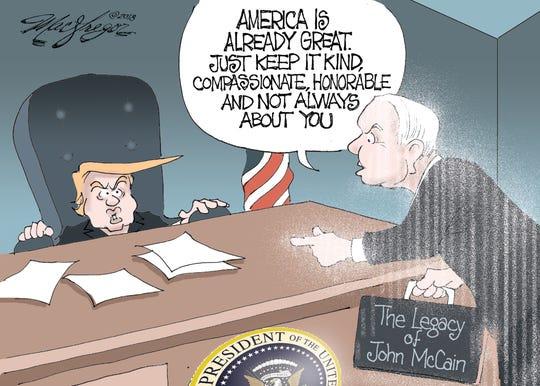Legacy of John McCain