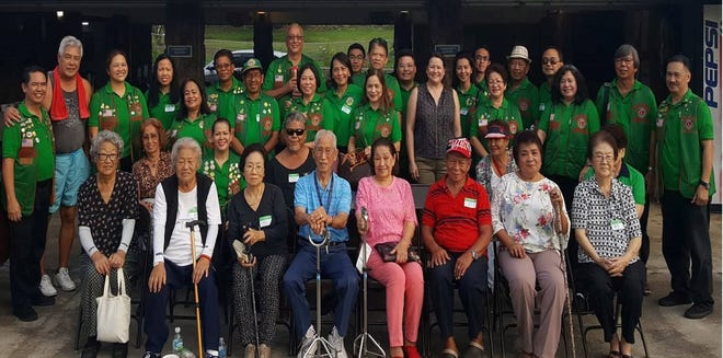 The Guam Lions Club donated canes, walkers and feed our elderly at the Guma Trankilidat in Tumon on August 25 in supporting and helping our elderly  feel special and happy. We would like to thank our members who participated and helped in making this project a success.  A special thank to the Lions who donated the canes and walkers and Alice and Ben Santos of Guma Trankilidat for accepting our request with this project.