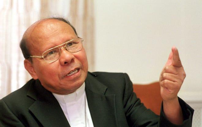 The Rev. John Maung.