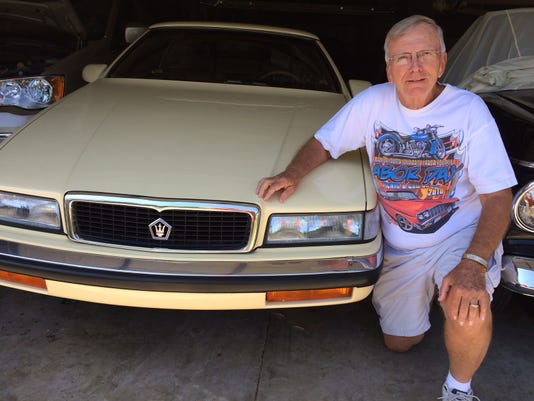 chrysler tcmaserati for sale: this guy has 13 for $25,000