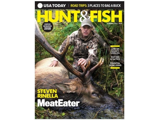Hunt & Fish Magazine 2018