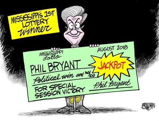 083118 Ramsey Lottery