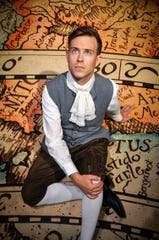 James Onstad as Candide
