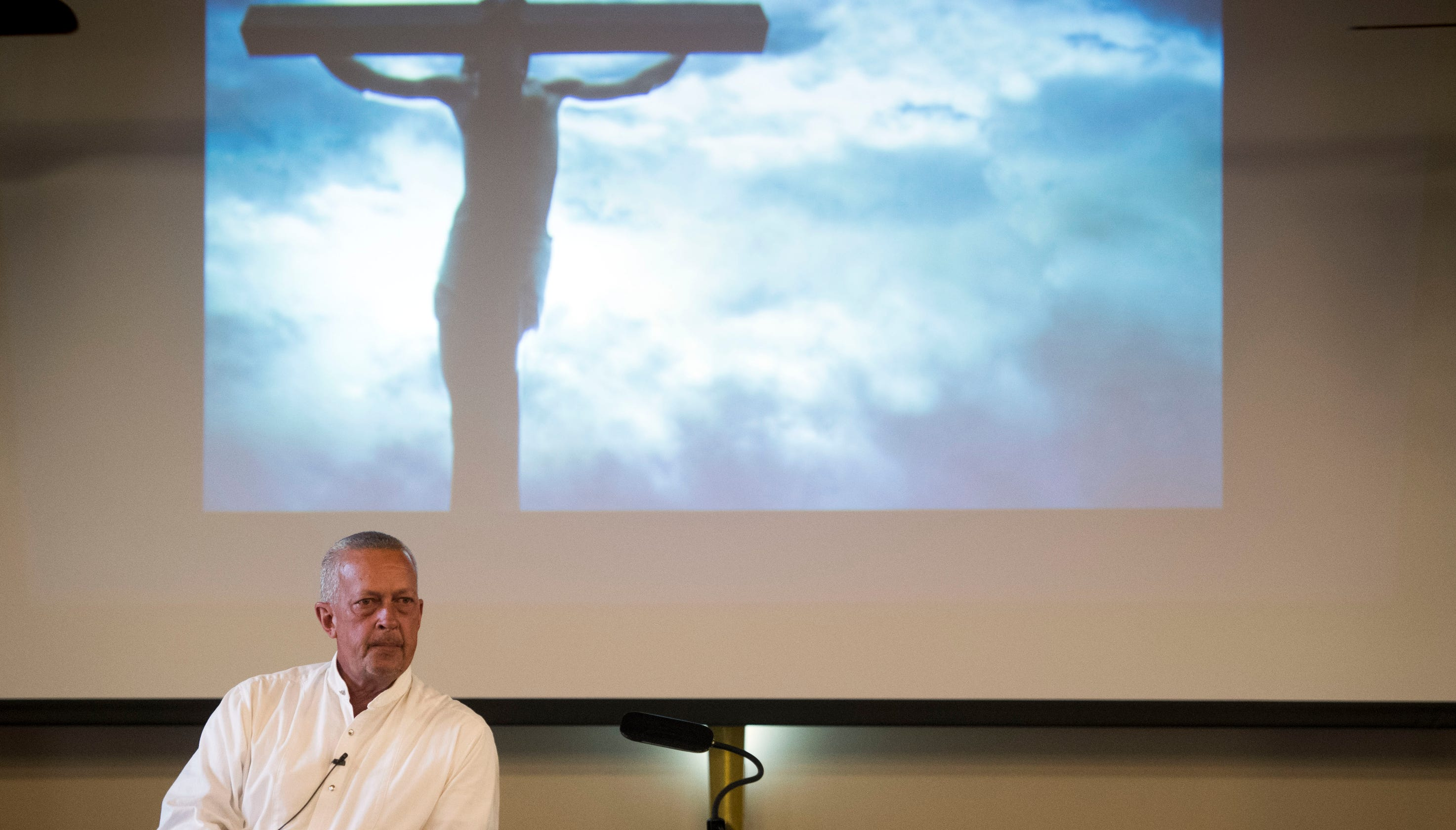 Channon Christian's father finds faith again, 11 years after