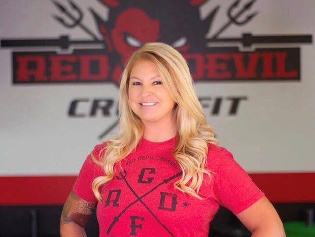 Shopper News blog: Goal-getters: Halls Red Devil CrossFit