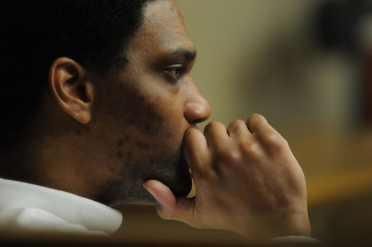 A Knox County Criminal Court jury deliberates on Dec. 9, 2009 over the sentence of George Thomas, who was convicted of 38 counts in the January 2007 torture slayings of Channon Christian, 21, and her boyfriend, Christopher Newsom, 23.