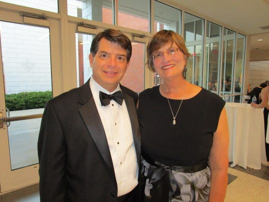 Rusty and Karen Roden, M.D.