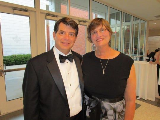 Rusty and Karen Roden, M.D.