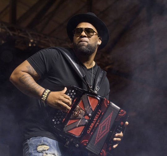 Chris Ardoin and NuStep Zydeco are among the performers scheduled for Rhythms on the River.