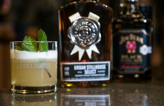 A whiskey sour isn't a difficult thing to make. It just takes a little care and the right ingredients. A cocktail class at the Jim Beam Urban Stillhouse on 4th Street can give you some direction. August 30, 2018