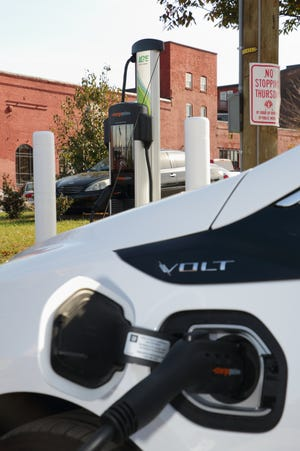 Since 2010, more than 1,500 plug-in electric hybrid and battery electric vehicles have been registered in the Bluegrass, according to the Electric Power Research Institute.
