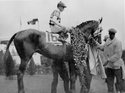 The Kentucky Derby's 1933 'Fighting Finish' and other early races