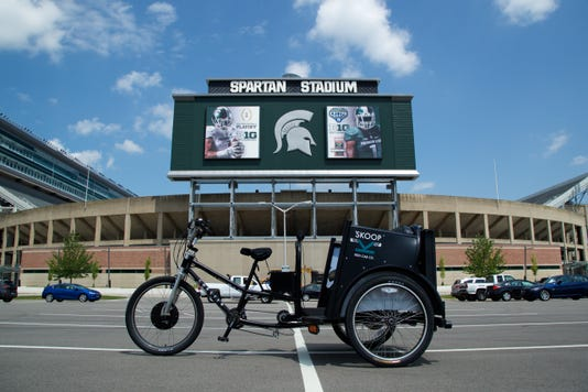 Parking At Msu Where To Park For Football Games