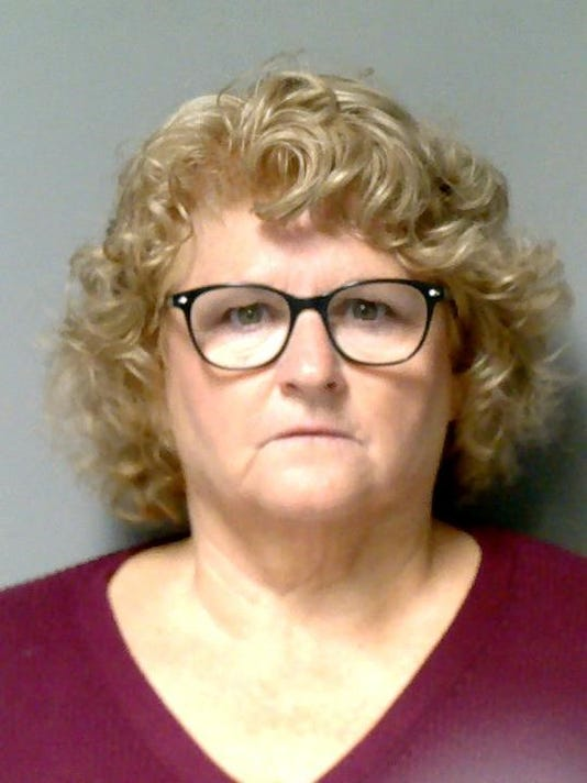 Kathie Klages Booking Photo