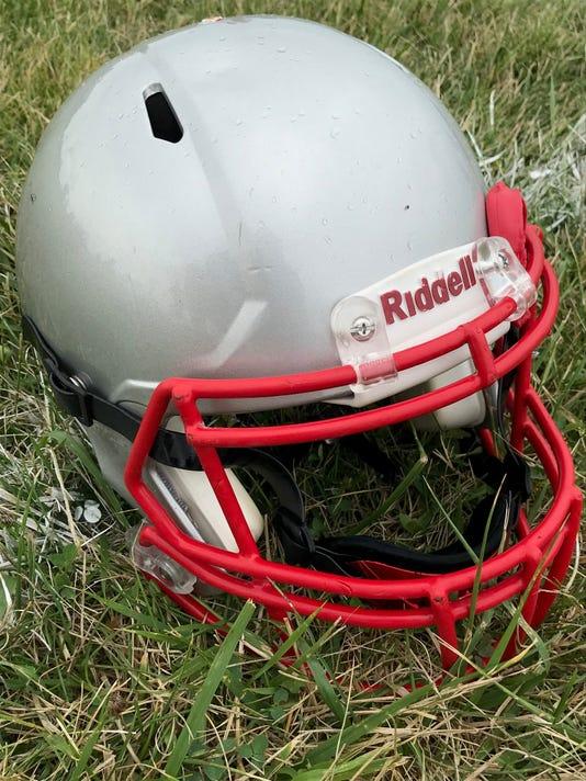 Zz Football Helmet