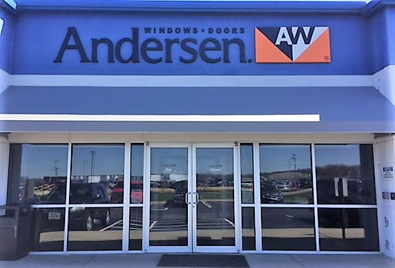 Andersen Corp. announced on Tuesday that itwill sell its vinyl-window and patio-door linesfor $190 million, including its plant in Marion.