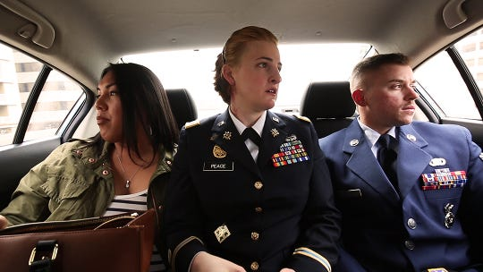 """The documentary """"TransMilitary"""" examines the status of transgender individuals in the U.S. armed forces."""