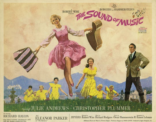 """The Sound of Music"" returns Sunday and Wednesday at the Paradiso."