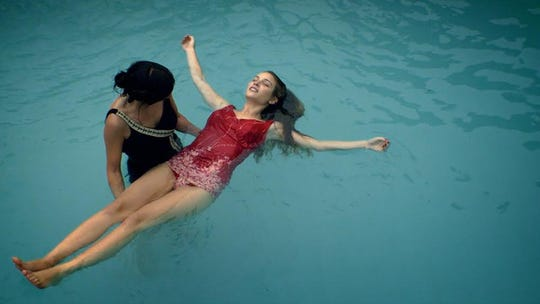 "The Brazilian short ""Pool"" screens at during a 6:30 p.m. Sept. 11 program of Latinx shorts at the Outflix Film Festival."