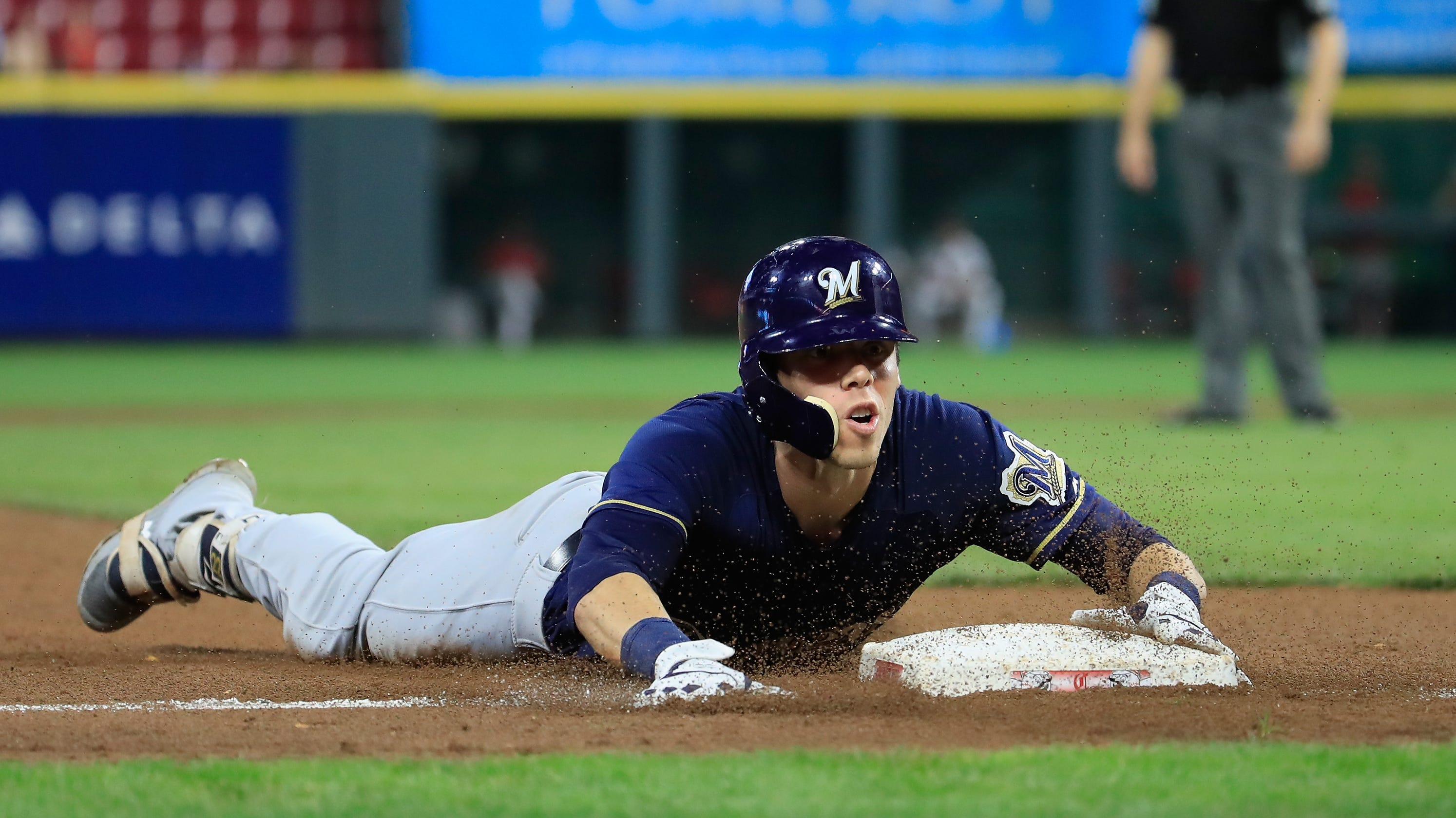 Just how serious are MVP chances of Brewers' Christian Yelich?