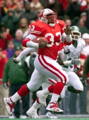 Ron Dayne won the Heisman Trophy with the Badgers after the 1999 season.