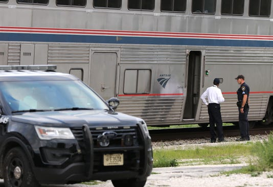 Pewaukee Pedestrians Cause Amtrak Emergency Stop