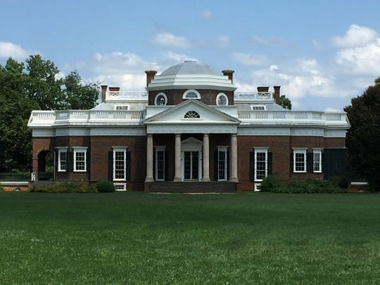 Monticello was the estate Thomas Jefferson built.