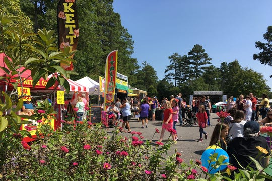 The 34th annual Fairview Nature Fest comes to Bowie Nature Park on Sept. 8.