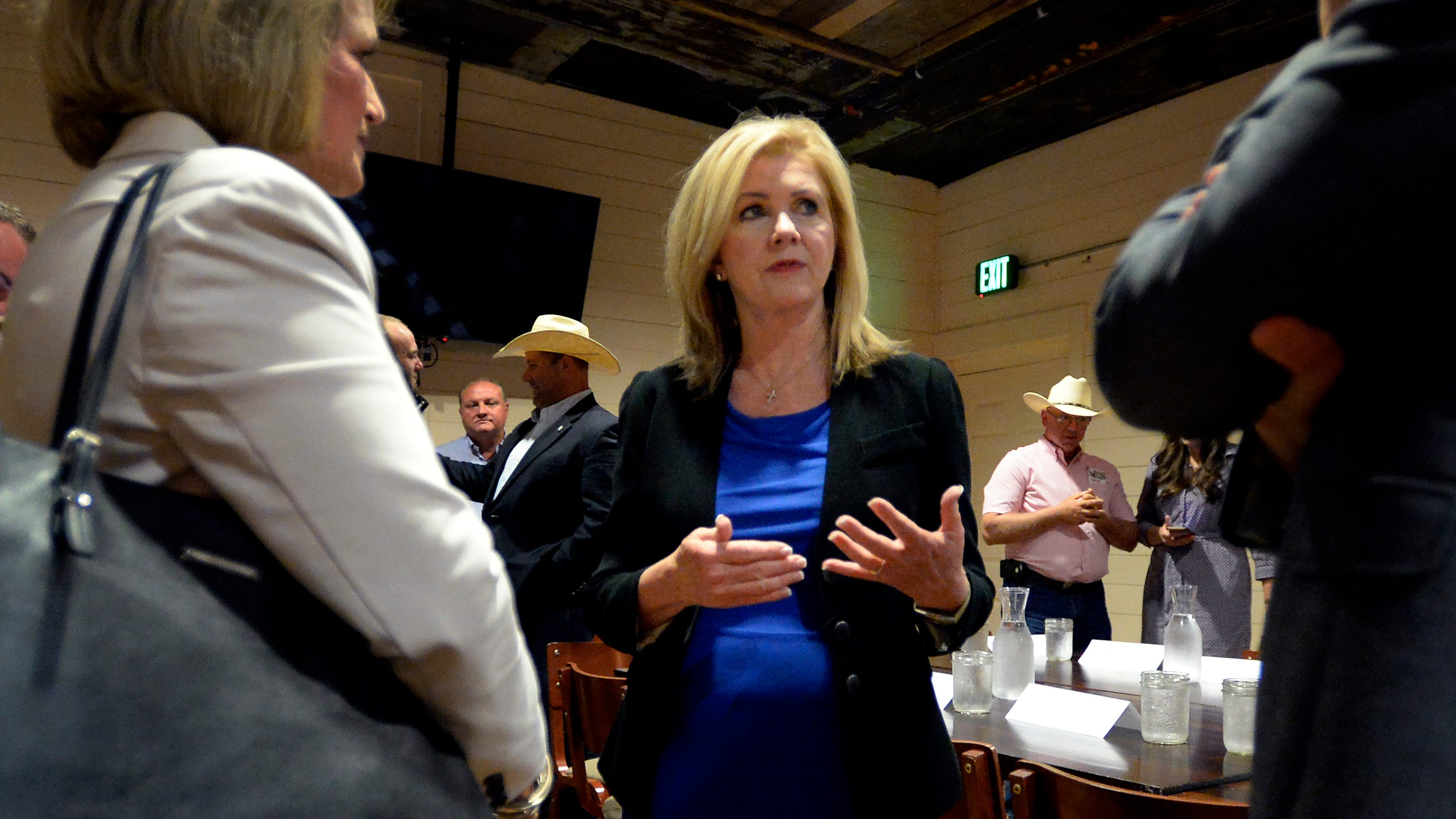 Tennessee elections: Blackburn didn't disclose line of credit