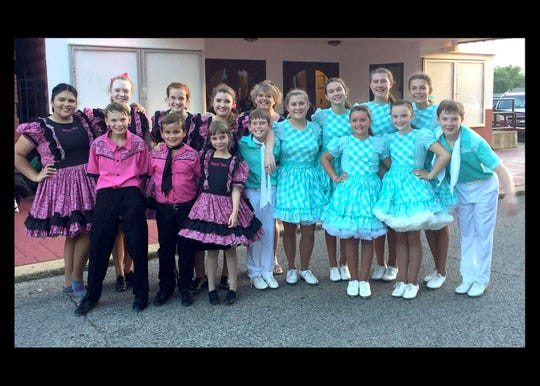 Step In Time Dancers, from Waverly, will perform at Fairview Nature Fest on September 8.
