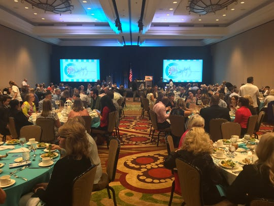 Scenes from the Paradise Coast Tourism Star Awards event Thursday, Aug. 30, 2018, at the JW Marriott Marco Island Beach Resort.