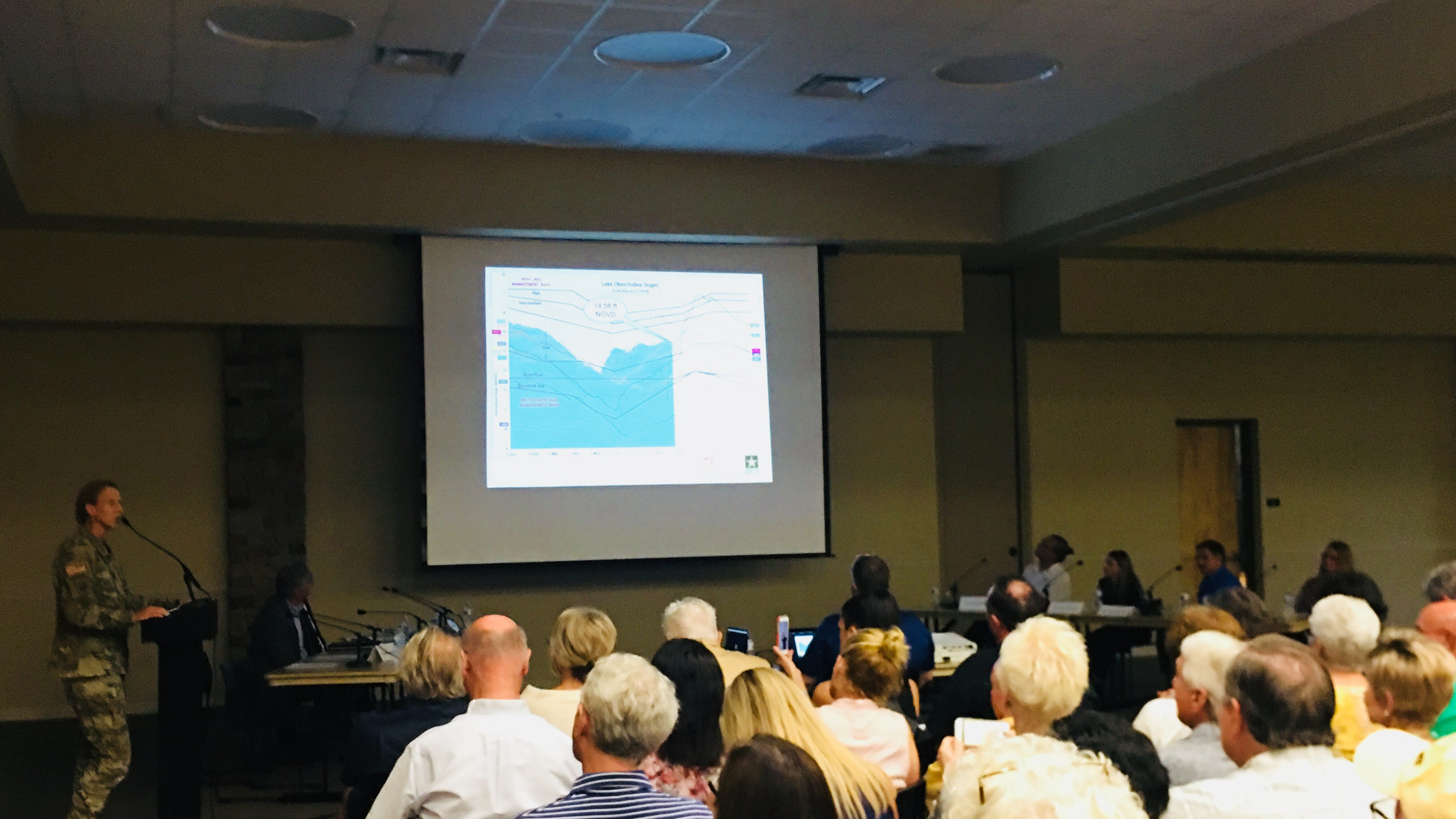 Red tide forum in Collier County: Scientists try to answer residents' questions