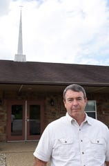Jeff Houghton, the campus pastor for Spring Hills Utica, has been a pastor for more than 20 years first with Spring Hills Baptist Church in Granville and with the Utica since 2017.
