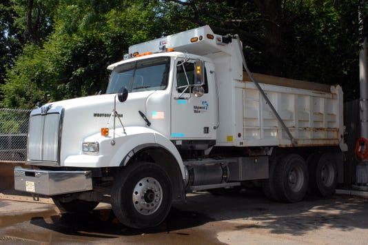 Ridgewood Water truck