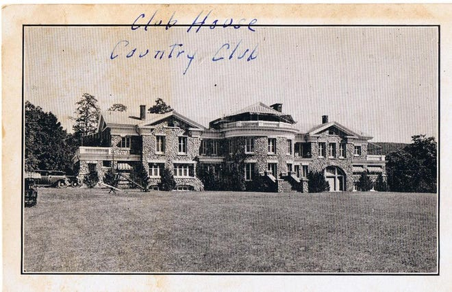 An archive photograph of the historic Ringling Manor in Jefferson which is for sale for $800,000. The impressive mansion was constructed in 1916 by the great circus impresario, Alfred T. Ringling. It was later retrofitted as a multi-room friary when the Catholic Church purchased the building.