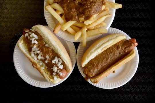 "Jersey's ""cuisine"" -- hot dogs"