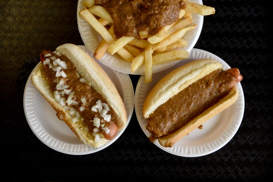 "Jersey's ""cuisine"" -- hot dogs"
