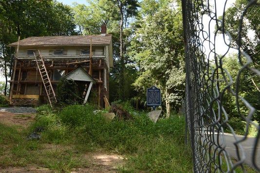 Naugle House Restoration