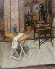 """My Studio"" by Julie Ford Oliver"