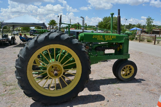 The Wheels & Gears Show at the New Mexico Farm & Ranch Heritage Museum will feature cars, trucks, off-road vehicles and antique tractors from New Mexico Vintage Iron.