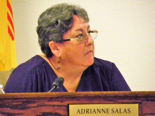 Alamogordo Public Schools Superintendent Adrianne Salas