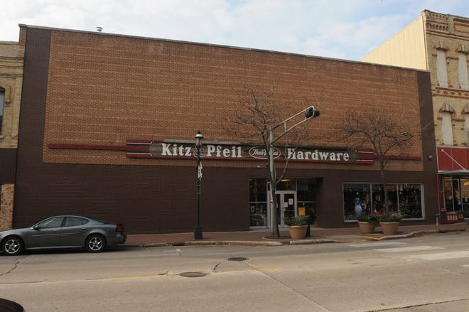 Kitz & Pfeil Hardware, 427 N. Main St., Oshkosh, soon will transition from True Value to Ace Hardware.