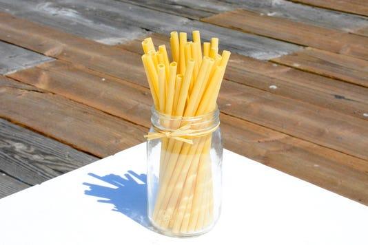 Pastastraws Mason Jar