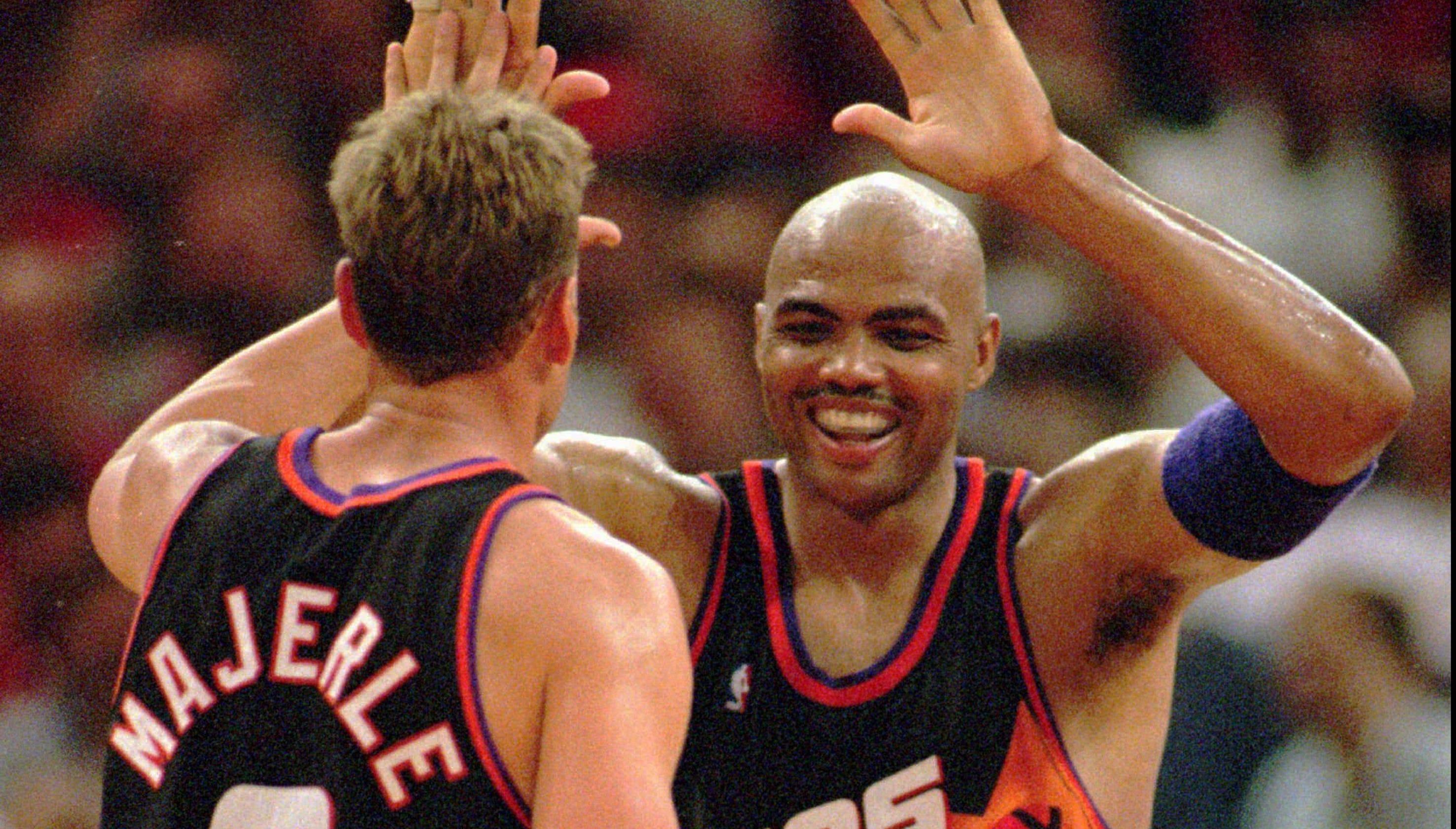 db5ad6fdf151 Phoenix Suns  Key moments in the Suns  50-year NBA history